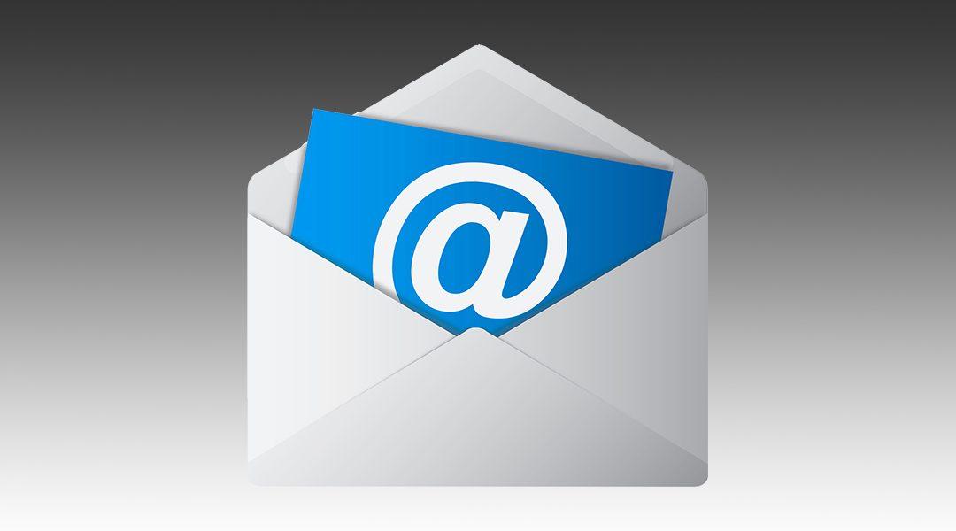 Slanje računa putem e-maila
