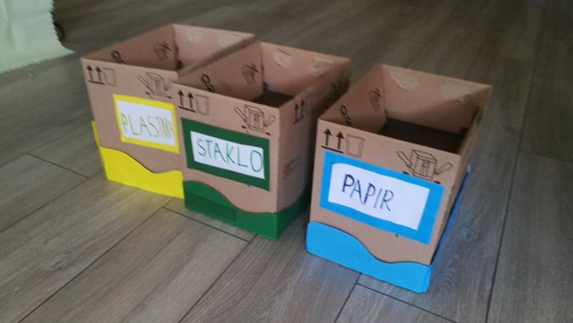 """""""Odvajnje i zbrinjavanje otpada"""": Na radionicama je sudjelovalo stotine djece iz DV Marina"""